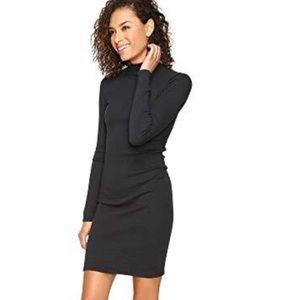 EconMock True Black Dress